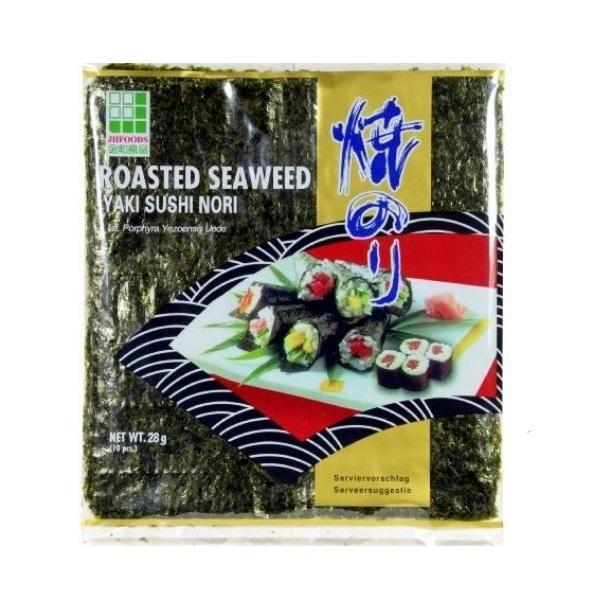Alge Yaki sushi NORI 28G JHFOODS