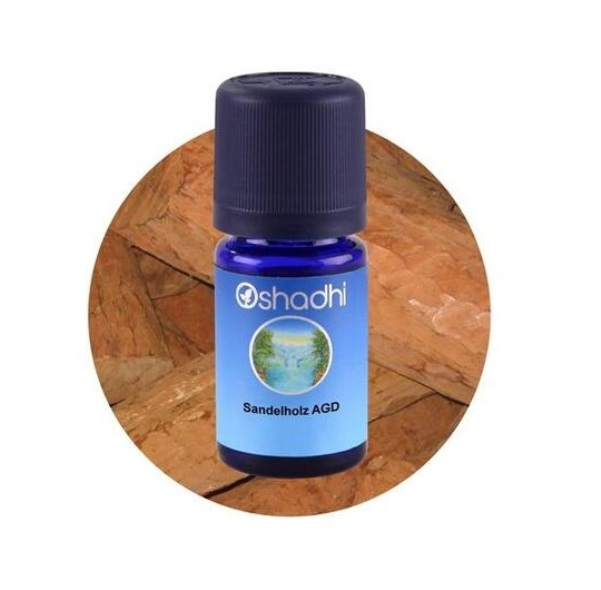 Oshadhi Eterično ulje  SANDALOVO DRVO 3ml