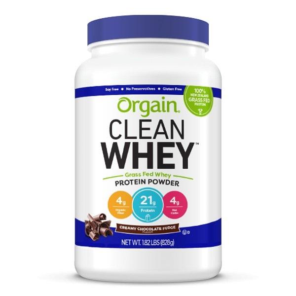 Orgain Whey protein kremasta čokolada 828g
