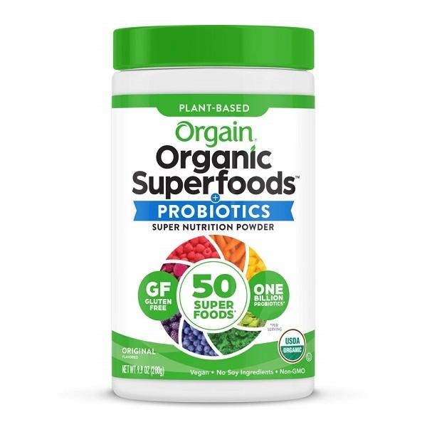 Orgain superfoods original organic 280g