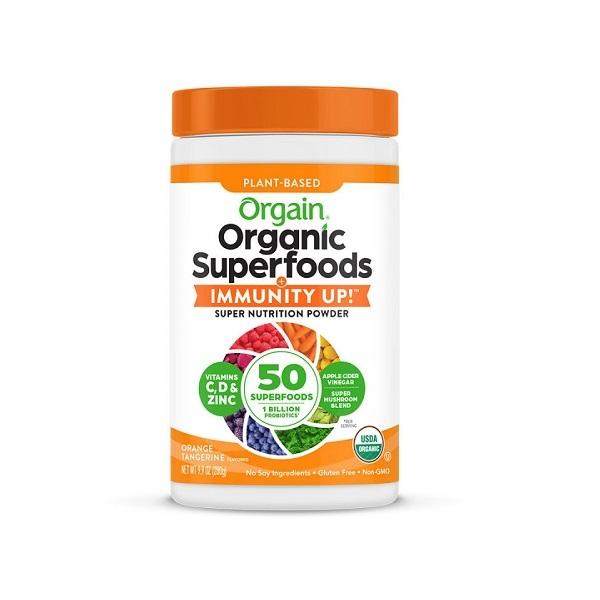 Orgain superfoods narandžasta mandarina organic 280g