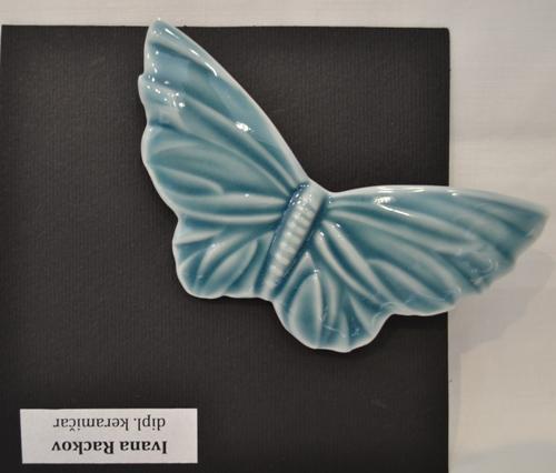 Broš - leptir 1