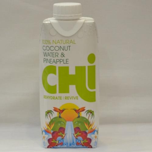CHI Kokosova voda i ananas 330ml