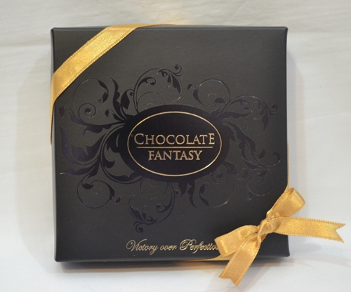 Čokolada poklon Chocolate fantasy Eugen 160 g