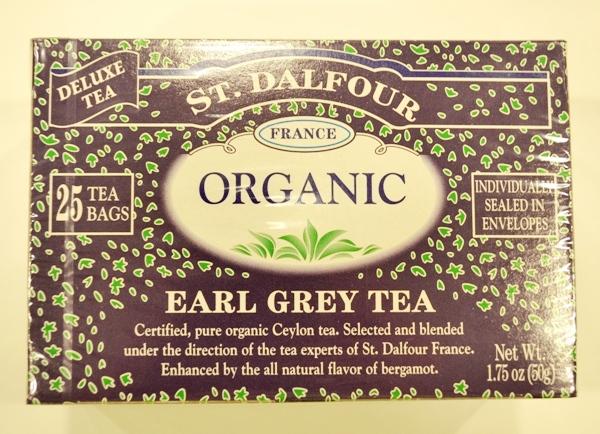 Crni Čaj Earl Grey St.Dalfour organic 50g