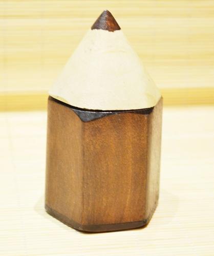 Drvena kutija Mala olovka 1