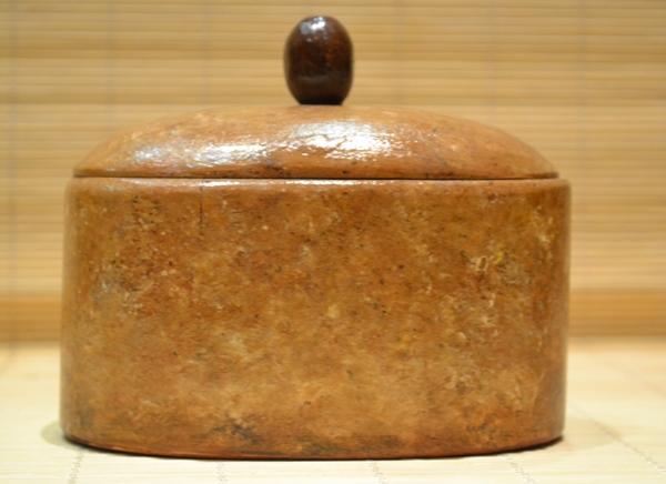 Drvena kutija ovalna manja
