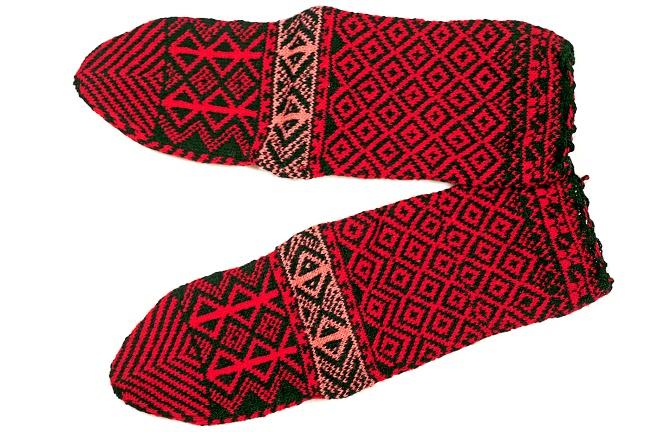 Dvopređne čarape