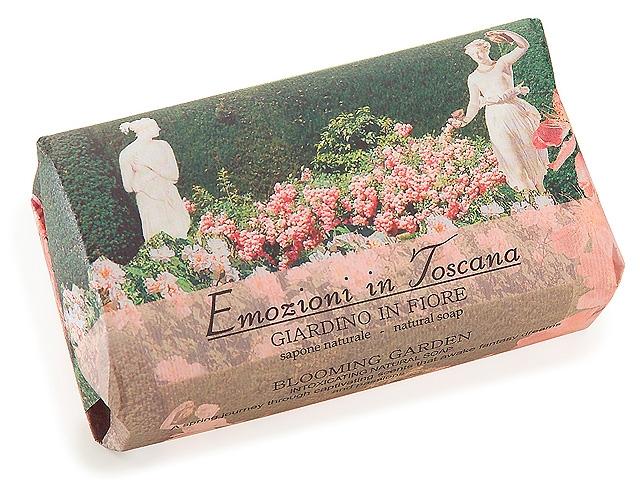 Emocioni in Toscana Sapun Rascvetali Vrtovi 250g