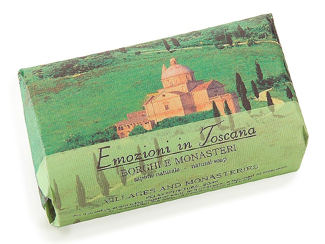 Emocioni in Toscana  Sapun Sela i Manastiri 250g