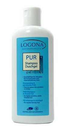 Logona Free šampon i gel za tuširanje 250ml