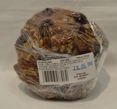 Fruktolina - mafin od ražanog brašna 100g