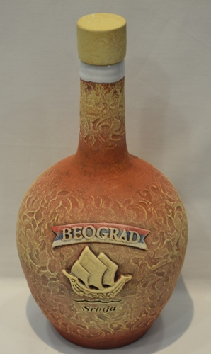 Keramička flaša