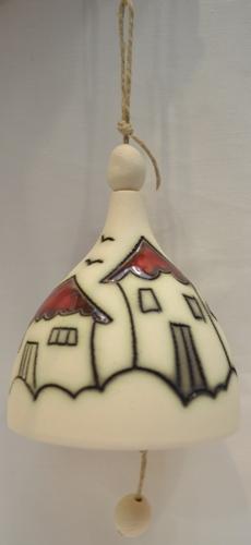 Keramičko zvono - L 4