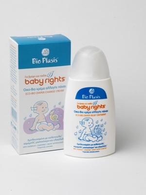 Bio Plasis Krema za bebe organic 100ml