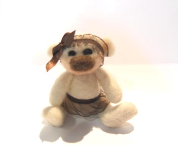 Medvedica od pustovane vune