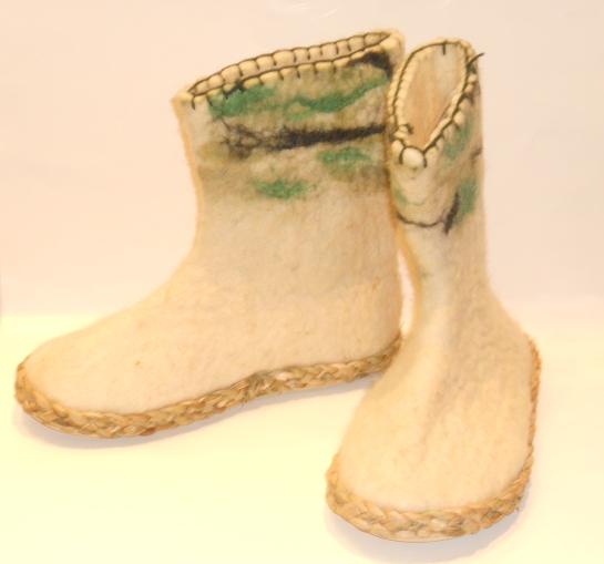Papuče - čizmice od rogoza