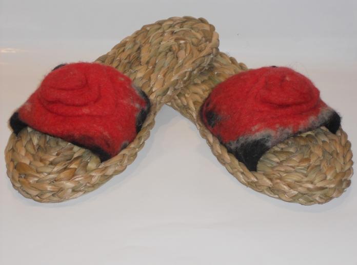 Papuče od rogoza 6