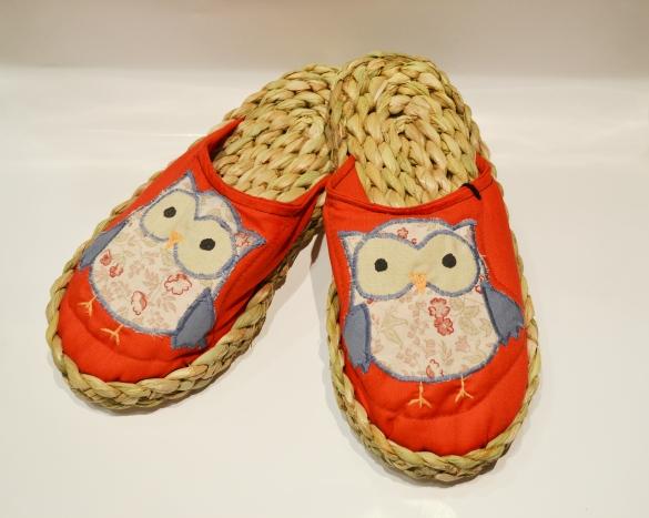 Papuče od rogoza 1