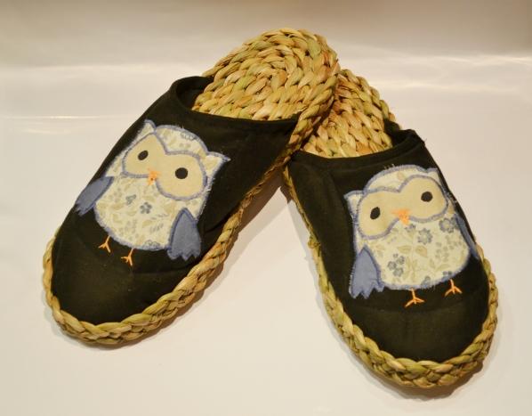 Papuče od rogoza 2