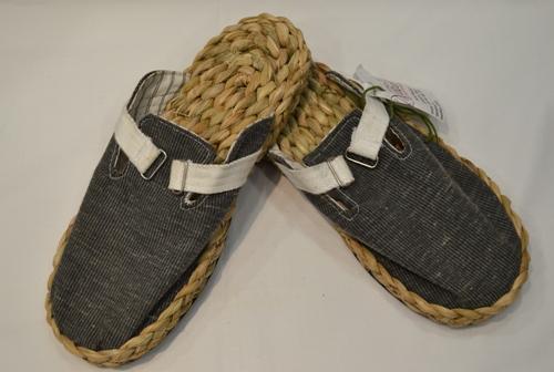 Papuče od rogoza i kepera