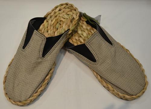 Papuče od rogoza i kepera 5