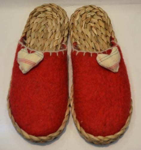 Papuče od rogoza 4