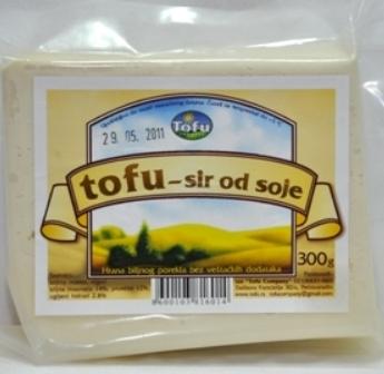 Tofu Sir od Soje 300g