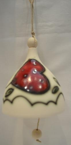 Keramičko zvono - S