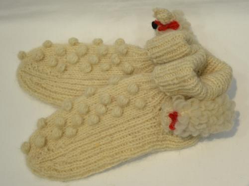 Čarape sa ovčicama - dečije 1