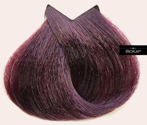 BioKap Farba za kosu 5.22 šljiva crvena 140ml