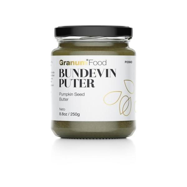 Bundevin puter Granum Food 250g