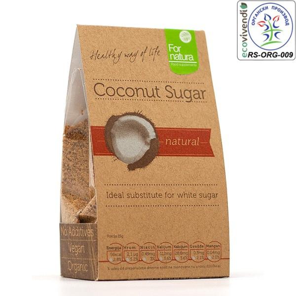 Kokos šećer  Fornatura 100g