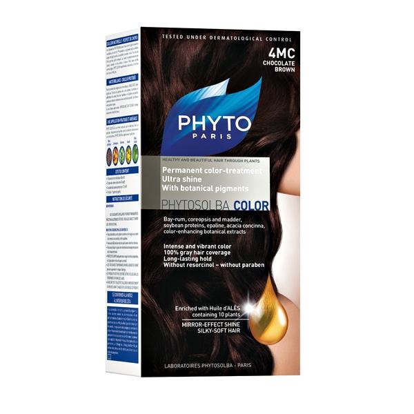 Phytocolor 4MC- čokoladna braon