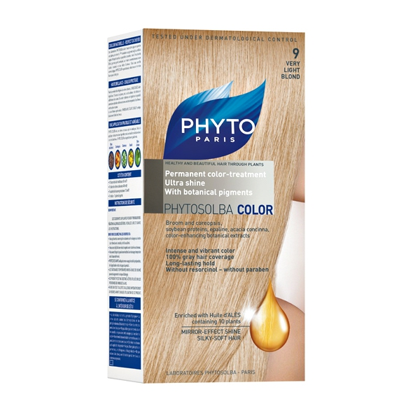 Phytocolor 9 – veoma svetlo plava