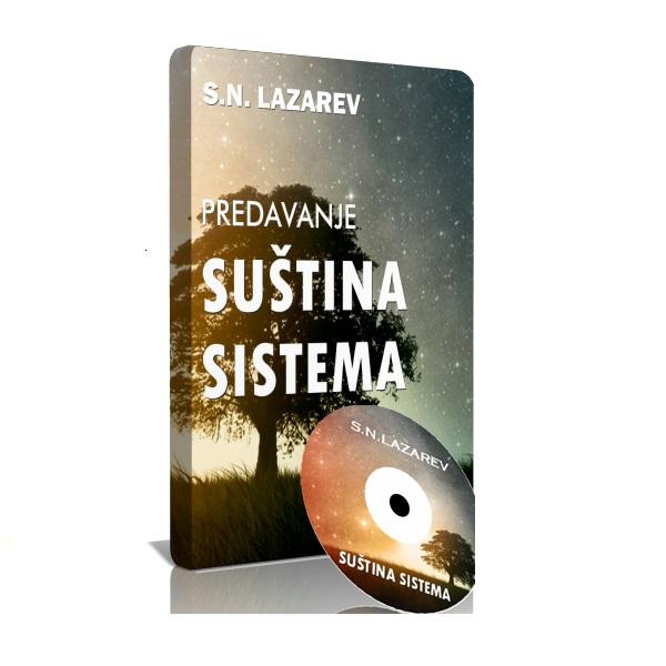 DVD Suština sistema S.N. Lazarev