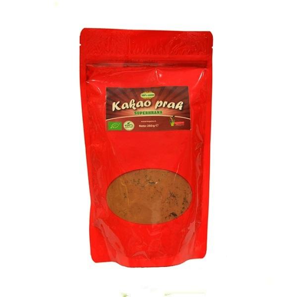 Organski sirovi kakao prah Vegana 250g