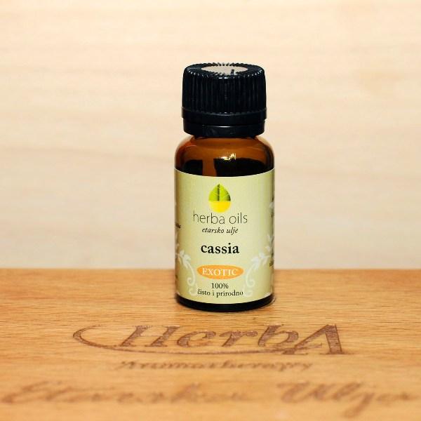 Herba Etarsko ulje  Cassia 10ml