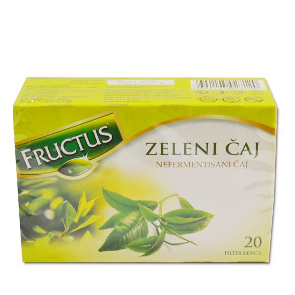 Fructus Zeleni filter čaj  30g