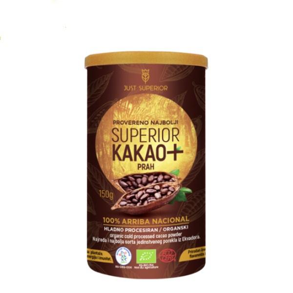 Organski kakao prah Arriba Nacional Just superior 150g