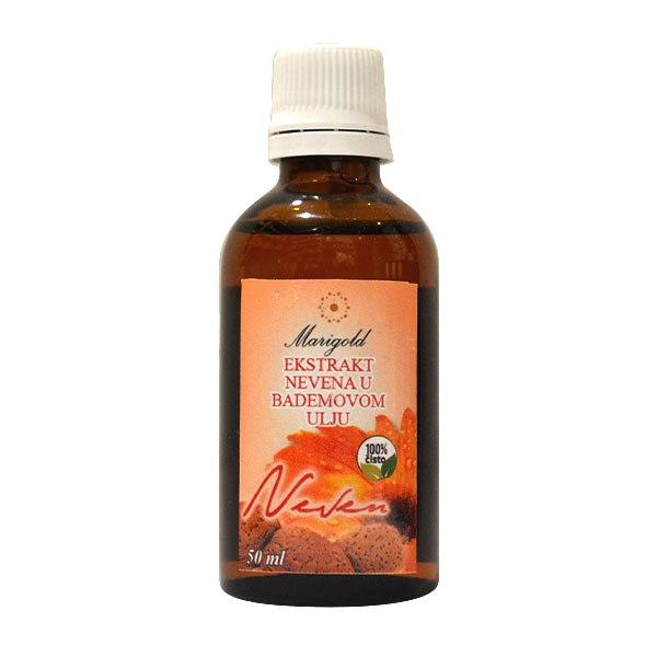 Marigold Ekstrakt nevena u bademovom ulju 50ml