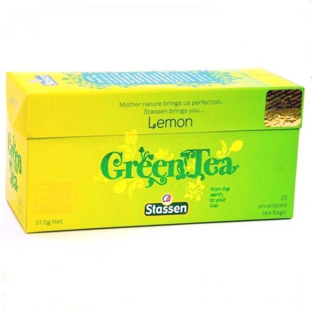 Stassen Limun zeleni čaj 37,5g