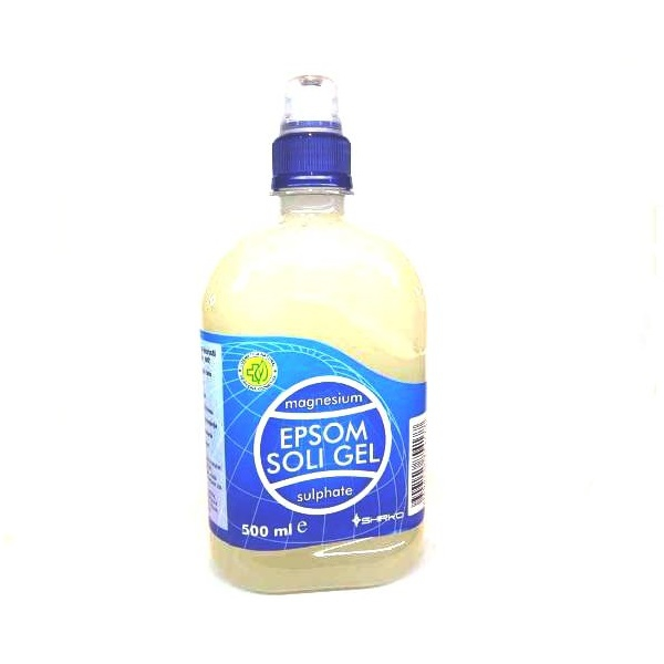 Epsom soli gel 500ml