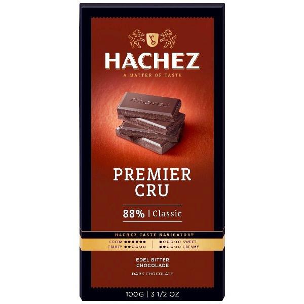 Crna Čokolada Premier Hachez 100g