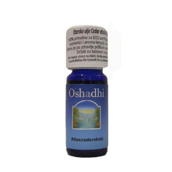 Oshadhi Eterično ulje Kedar atlanski 10ml