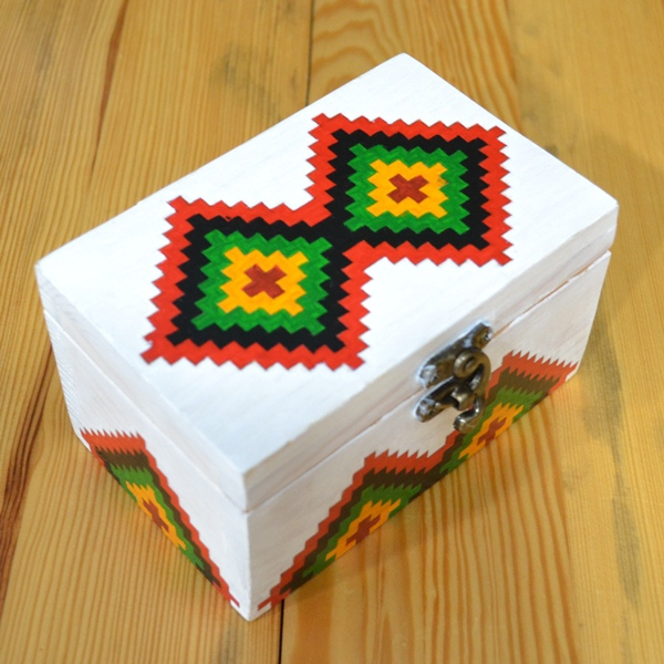Kutija srednja pirotska šara