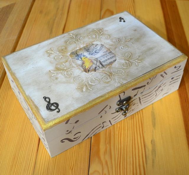 Kutija Ptice