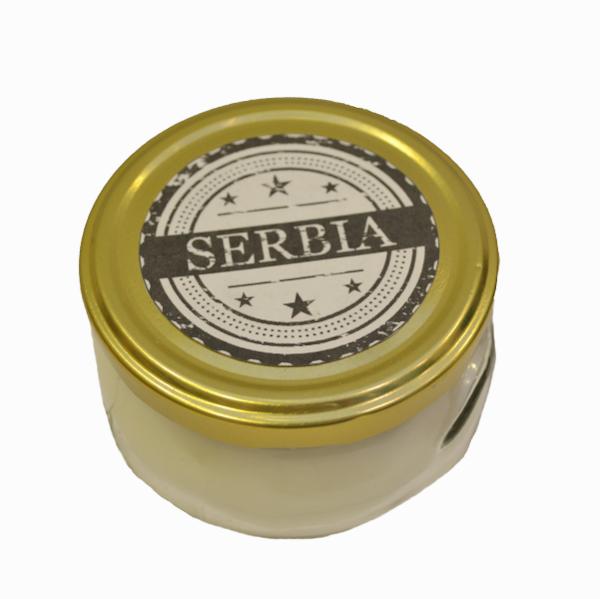 Suvenir teglica mirišljava sveća 120ml