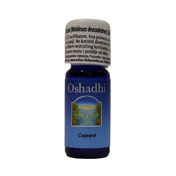 Oshadhi eterično ulje kajeputa 10ml
