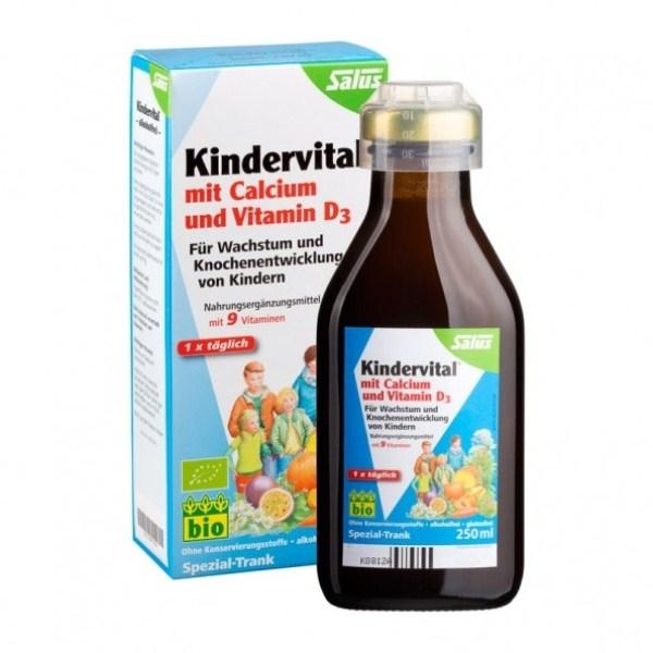 Floradix Kindervital za decu 250ml
